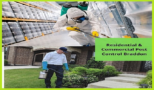 Residential & Commercial Pest Control Braddon